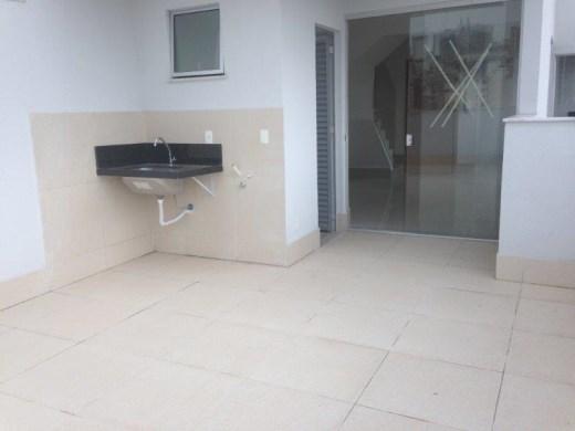Cobertura de 2 dormitórios em Santo Antonio, Belo Horizonte - MG