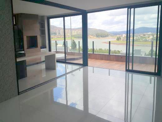 Casa Em Condominio de 4 dormitórios em Cond. Peninsula Dos Passaros, Nova Lima - MG