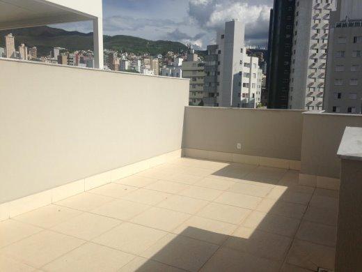 Cobertura de 2 dormitórios à venda em Cruzeiro, Belo Horizonte - MG