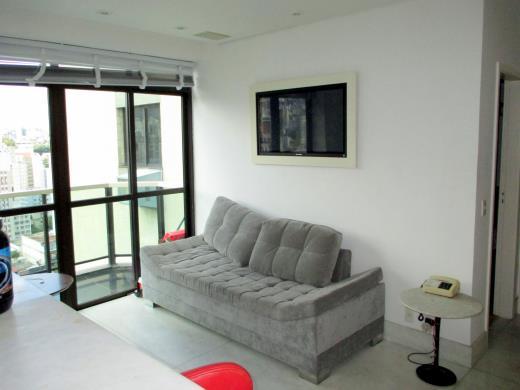 Apto de 1 dormitório em Funcionarios, Belo Horizonte - MG