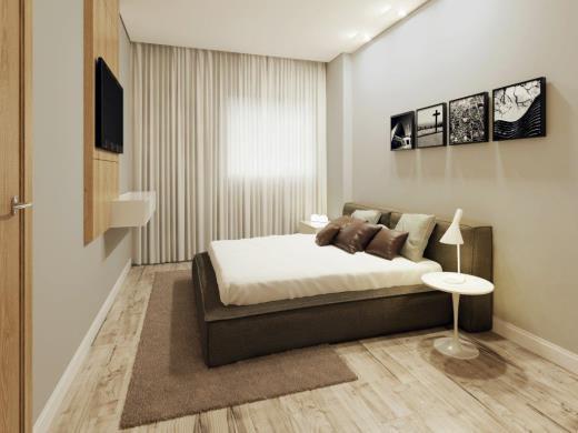 Apart Hotel de 1 dormitório em Luxemburgo, Belo Horizonte - MG