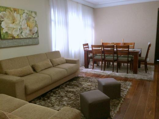 Apto de 4 dormitórios em Santa Efigenia, Belo Horizonte - MG