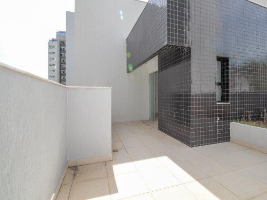 Cobertura de 2 dormitórios em Sion, Belo Horizonte - MG