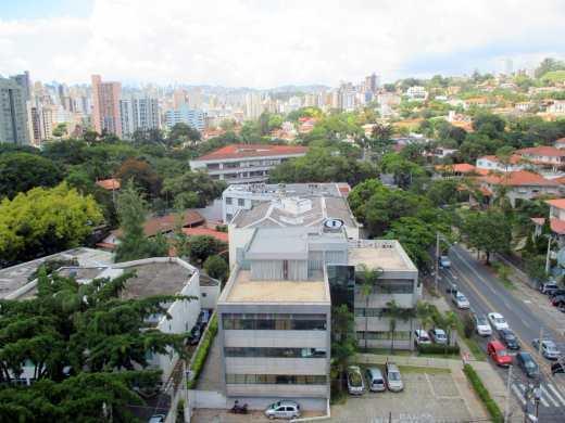 Sala em Lourdes, Belo Horizonte - MG