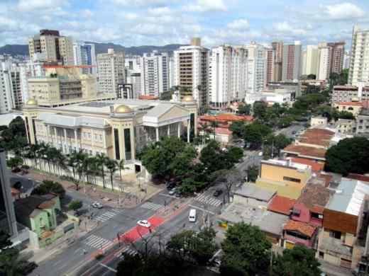 Apto de 2 dormitórios em Santo Agostinho, Belo Horizonte - MG