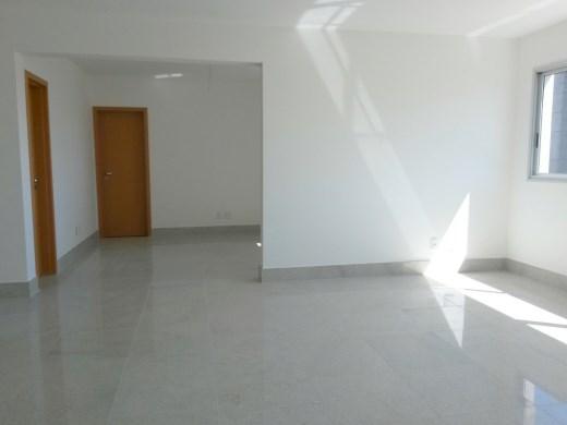 Apto de 4 dormitórios à venda em Santo Antonio, Belo Horizonte - MG