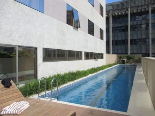 Apart Hotel de 1 dormitório à venda em Cidade Jardim, Belo Horizonte - MG