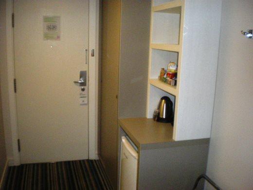 Apart Hotel de 1 dormitório à venda em Funcionarios, Belo Horizonte - MG