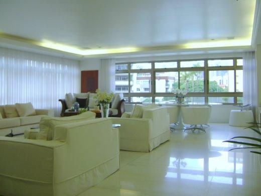 Foto 2 apartamento 4 quartos serra - cod: 104915