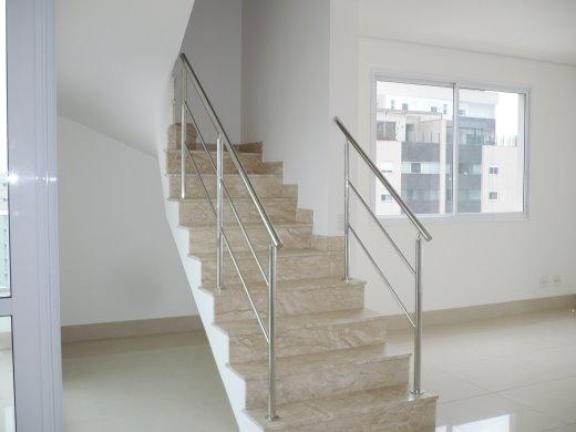 Cobertura de 3 dormitórios à venda em Sao Pedro, Belo Horizonte - MG