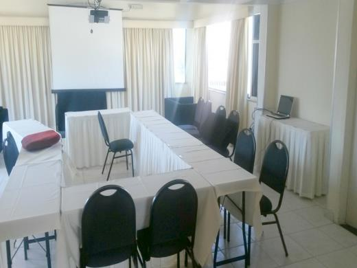 Apart Hotel de 1 dormitório em Lourdes, Belo Horizonte - MG
