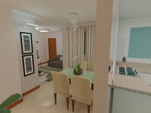 Foto 5 apartamento 3 quartos nova suica - cod: 105798