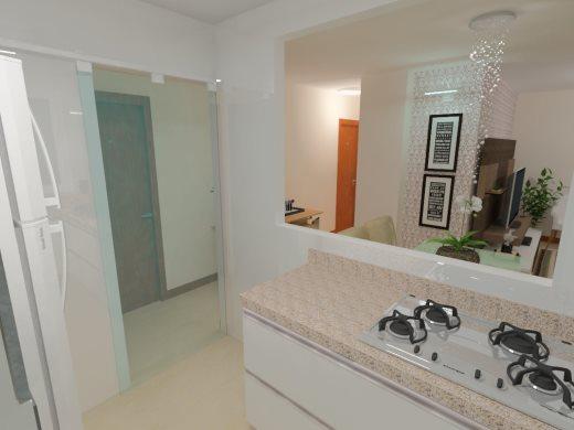 Apto de 3 dormitórios à venda em Nova Suica, Belo Horizonte - MG