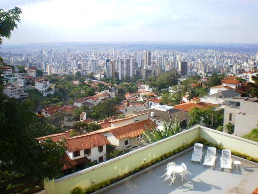 Casa de 10 dormitórios à venda em Mangabeiras, Belo Horizonte - MG
