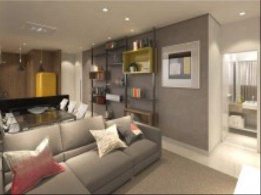Foto 1 apartamento 1 quarto funcionarios - cod: 106021