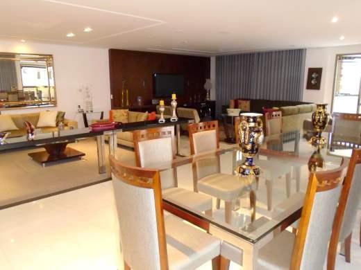 Foto 1 apartamento 4 quartos lourdes - cod: 106116