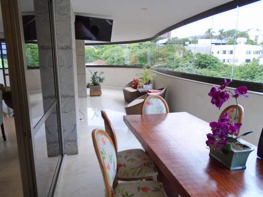 Foto 3 apartamento 4 quartos lourdes - cod: 106116