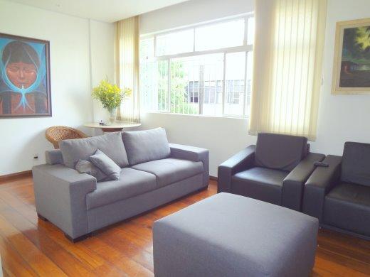 Foto 2 apartamento 3 quartos sion - cod: 106158