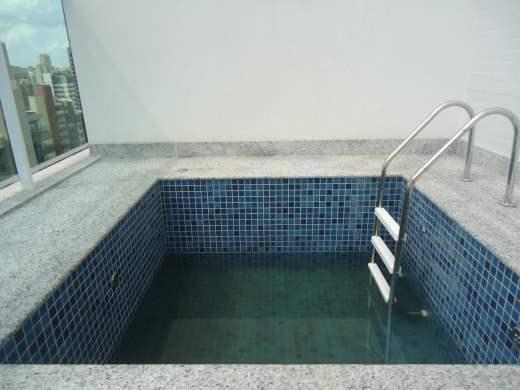 Cobertura de 3 dormitórios em Lourdes, Belo Horizonte - MG