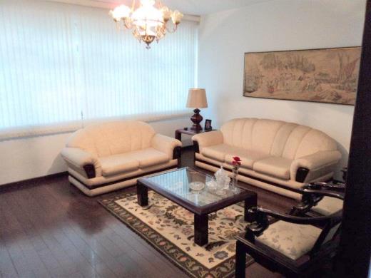 Apto de 4 dormitórios em Santo Agostinho, Belo Horizonte - MG
