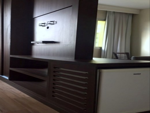 Apart Hotel de 1 dormitório à venda em Belvedere, Belo Horizonte - MG