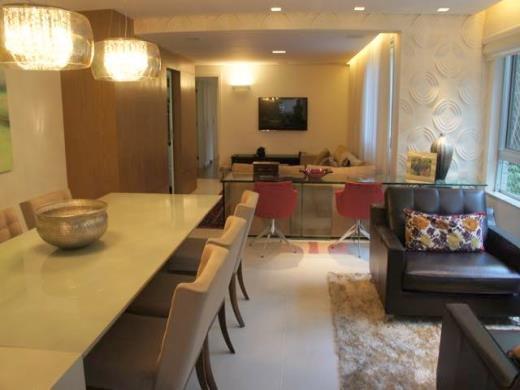 Foto 2 apartamento 4 quartos sion - cod: 106260