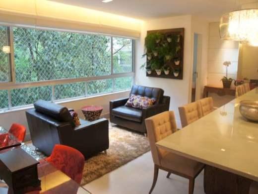 Foto 3 apartamento 4 quartos sion - cod: 106260
