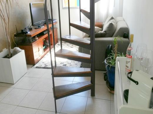 Cobertura de 1 dormitório em Nova Granada, Belo Horizonte - MG