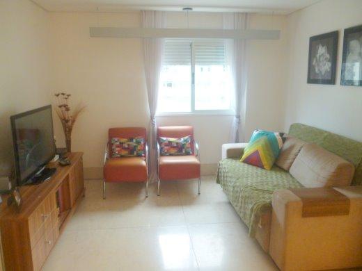 Apto de 3 dormitórios em Funcionarios, Belo Horizonte - MG