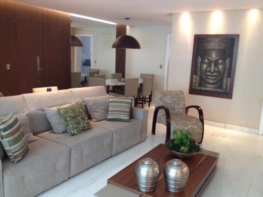 Foto 1 apartamento 4 quartos lourdes - cod: 107083