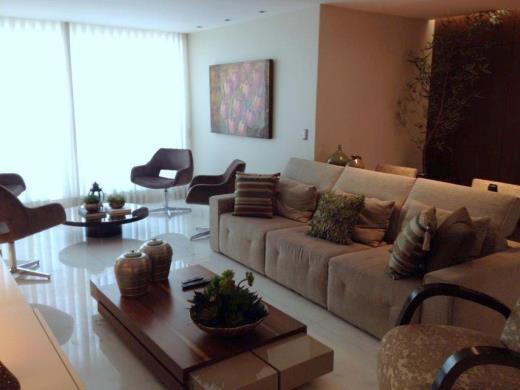 Foto 2 apartamento 4 quartos lourdes - cod: 107083