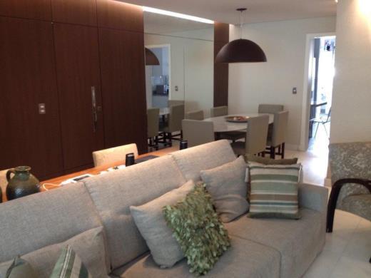 Foto 3 apartamento 4 quartos lourdes - cod: 107083