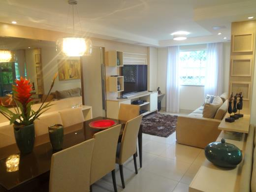 Apto de 4 dormitórios em Luxemburgo, Belo Horizonte - MG