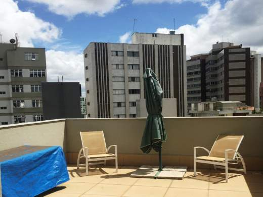 Cobertura de 2 dormitórios em Anchieta, Belo Horizonte - MG