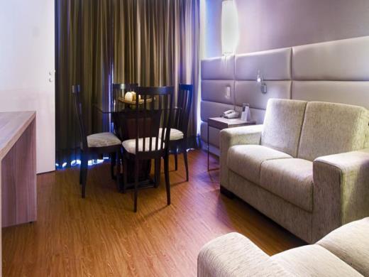 Apart Hotel de 1 dormitório à venda em Serra, Belo Horizonte - MG