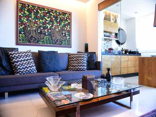 Apto de 4 dormitórios à venda em Belvedere, Belo Horizonte - MG