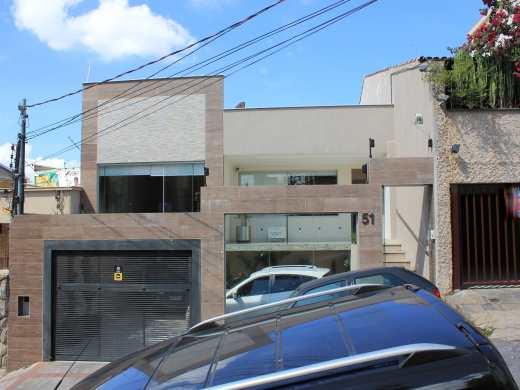 Casa de 4 dormitórios à venda em Barroca, Belo Horizonte - MG