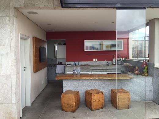 Cobertura de 4 dormitórios em Vila Da Serra, Nova Lima - MG