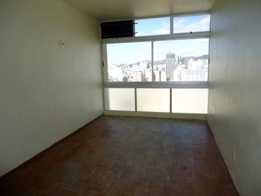 Apto de 1 dormitório em Santo Agostinho, Belo Horizonte - MG
