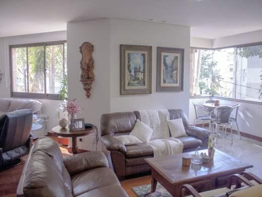 Foto 1 apartamento 4 quartos sion - cod: 108759