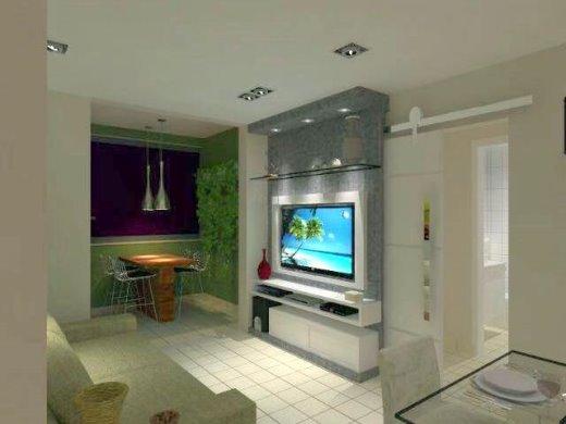 Foto 1 apartamento 2 quartos cond. alphaville - cod: 109687