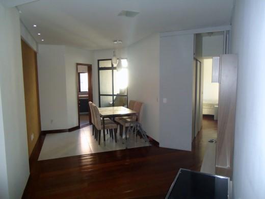 Foto 1 apartamento 1 quarto lourdes - cod: 109694