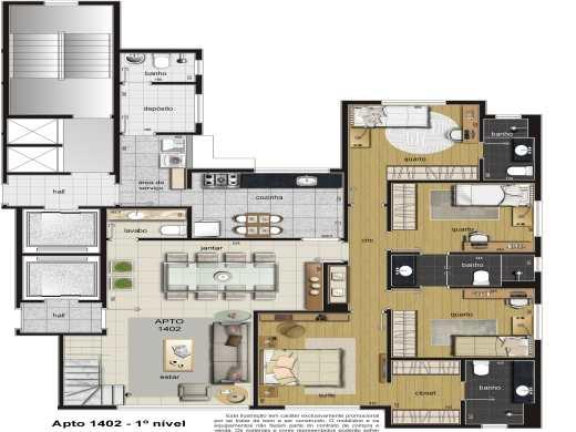 Foto 3 cobertura 5 quartos prado - cod: 109730