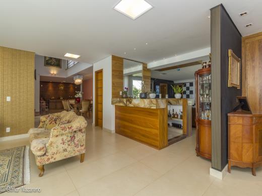 Foto 1 casa em condominio 5 quartos cond. alphaville - cod: 109891