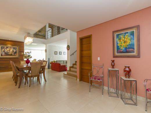 Foto 3 casa em condominio 5 quartos cond. alphaville - cod: 109891