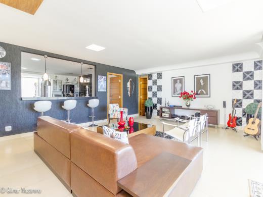 Foto 6 casa em condominio 5 quartos cond. alphaville - cod: 109891