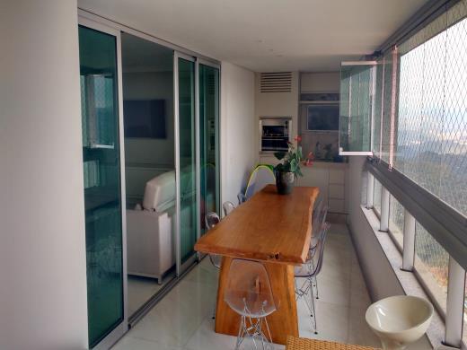 Foto 2 apartamento 4 quartos vila da serra - cod: 110378