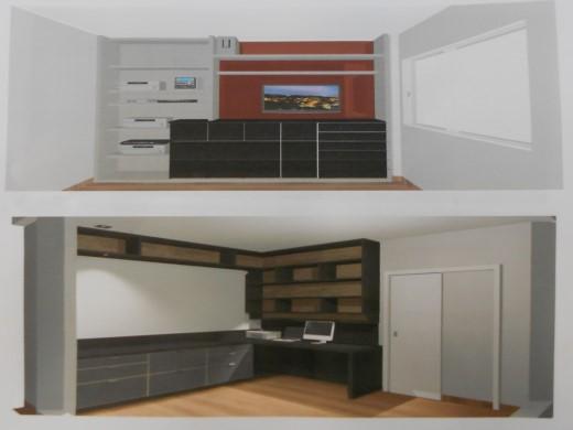 Foto 2 apartamento 4 quartos sion - cod: 110395