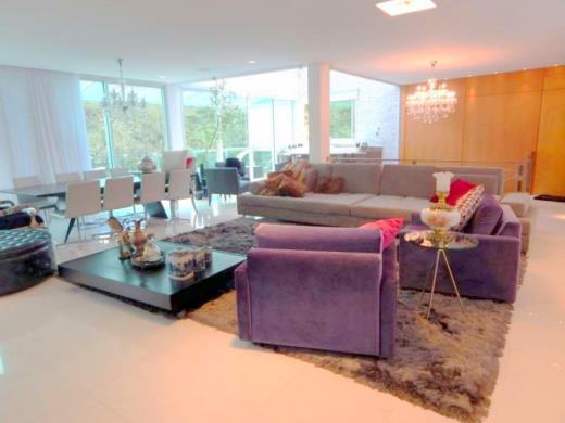 Foto 1 casa em condominio 4 quartos cond. vila alpina - cod: 110672