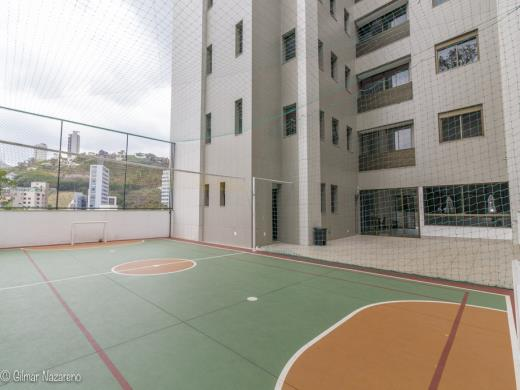 Apto de 4 dormitórios em Sao Bento, Belo Horizonte - MG